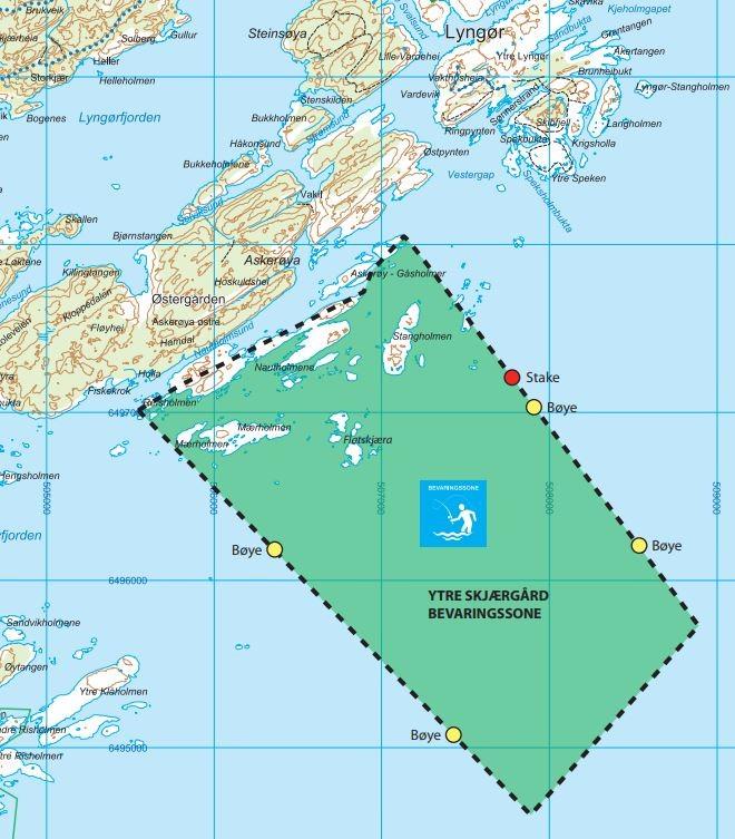Fiska Meir Rundt Hummarreservatet Havforskningsinstituttet